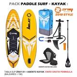 PACK PADDLE SURF + KAYAK (ENVÍO GRATIS) - foto