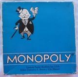 monopoly año 1961 - foto