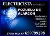 Electricista Economico POZUELO DE ALARCO - foto
