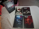 True Blood - Temporadas 1-2-3-4 DVD - foto