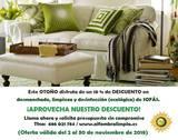 Limpieza sofás en Torrelodones - foto