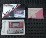 consola towering rescue lcd card game - foto