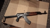 Kalashnikov AK47 AKM inutilizado - foto