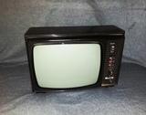 Antiguo televisor elbe 12 pulgadas - foto