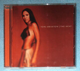 Toni Braxton cd the heat - foto