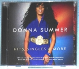 Donna Summer 2 cds hits, singles & more - foto
