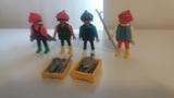 Playmobil pescadores - foto