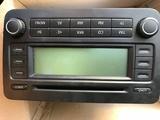 Radio cd volkswagen passat 2007 - foto