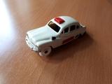 Norev Ambulancia años 50 - foto