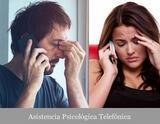 Ayuda psicológica a distancia - foto