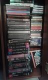 200 peliculas VHS y DVD - foto