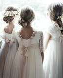 Vestidos de niña - foto