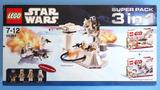 Lego Star Wars 66364 Super Pack 3 en 1 - foto
