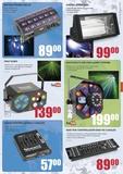 Ofertas iluminacion dj audio stock-bdn - foto