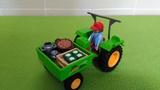 Tractor 3074 playmobil - foto