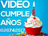 Video para cumpleaños (edición, montaje) - foto