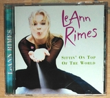 LeAnn Rimes cd sittin on top of the... - foto
