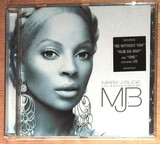 Mary J. Blige cd the breakthrough - foto