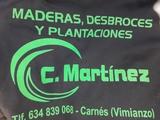 DESBROCES Y PLANTACIONES C. MARTINEZ - foto