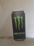 Cartel decorativo de Monster - foto
