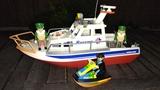 Barco Rescate Policía Playmobil - foto