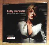 Kelly Clarkson cd single trouble.. - foto