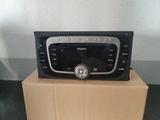 RADIO CD 6000 MP3 SONY  - FORD - foto