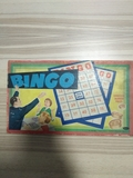 bingo WHITMAN made in U.S.A, vintage - foto