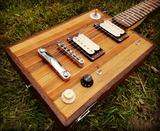 Cigar Box Guitar Loluthier SRV - foto