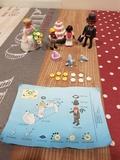 playmobil 6459 - novios con niños - foto
