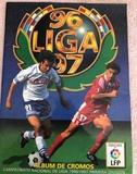 Álbum cromos liga 96-97 - foto