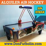 Alquiler maquina air hockey, de aire - foto