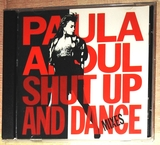 Paula Abdul cd shut up and dance - foto