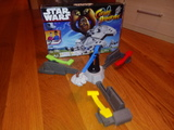 Juego Chewie Piruetas Star Wars - foto