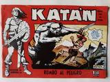 KATÁN,  EDICIONES TORAY , S.  A. . BARCELONA - foto
