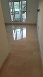 pulido cristalizado marmol terrazo - foto