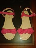 zapato rosa - foto