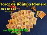 Consulta con Paulina Romero visa y 806 - foto