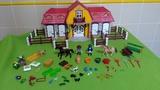 Granja caballos playmobil - foto