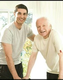 cuidador de mayores o dependientes - foto