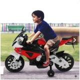 -Moto Eléctrica Infantil 12V Luces y son - foto