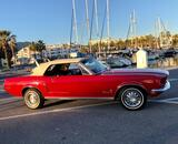 FORD - MUSTANG CONVERTIBLE 1968 - foto