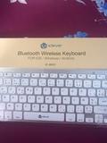 teclado inalámbrico - foto