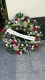Coronas, servicios funerarios - foto