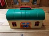 Tren maletin playmobil 123 6783 - foto