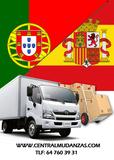 Mudanzas todo incluido madrid-portugal - foto