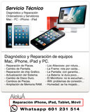 Reparación de iPhone y iPads pantalla - foto
