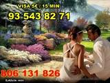 Sendas amor tarot visa y 806 - foto
