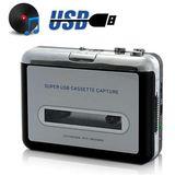 conversor de cintas cassette a mp3 usb - foto