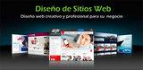 Oferta Pagina WEB por 120 hasta 6/1/19 - foto